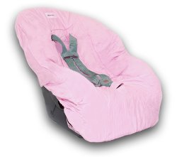 Car Seat Covers for Toddler: Soft, Crumb-Proof, Removeable